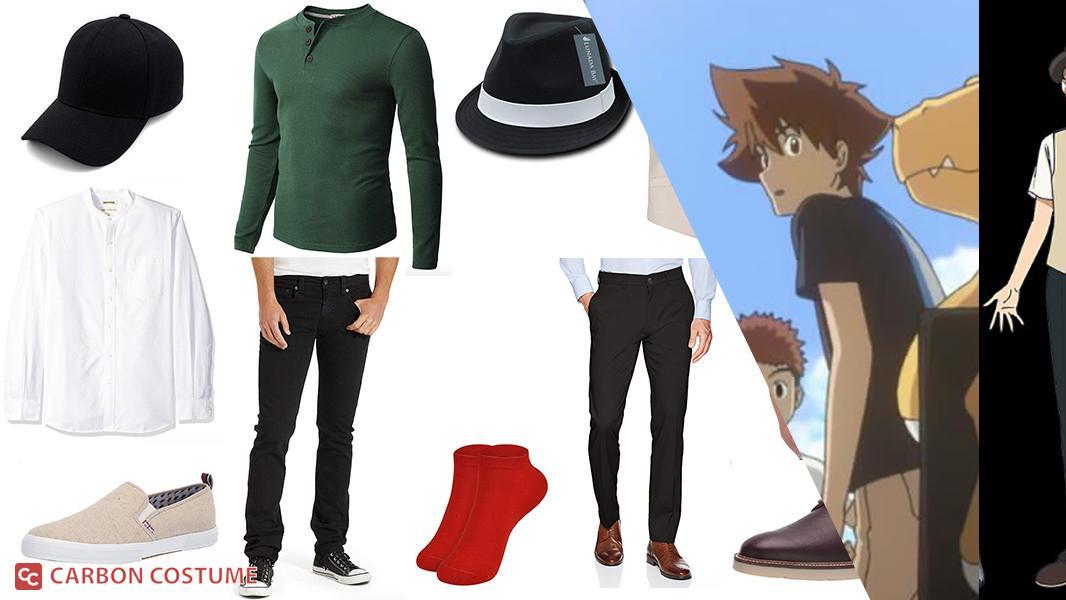 Takeru Takaishi from Digimon Adventure: Last Evolution Kizuna Cosplay Tutorial
