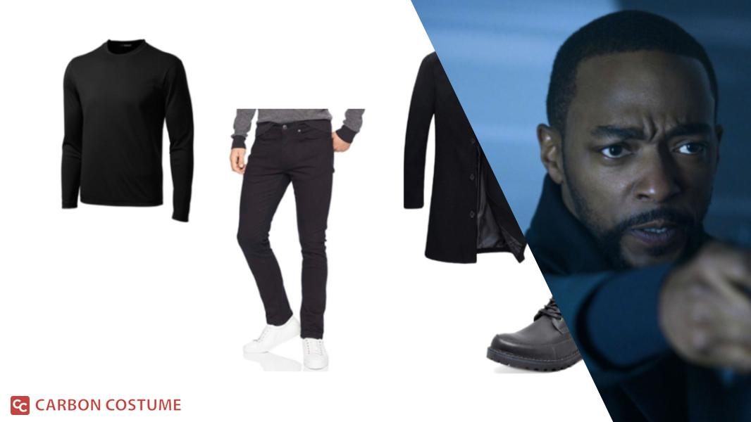 Takeshi from Altered Carbon Cosplay Tutorial