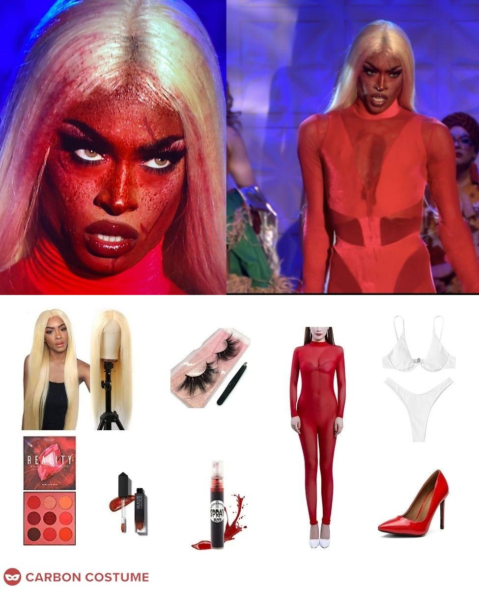 "Tayce in ""Memory"" from RuPaul's Drag Race UK Season 2 Cosplay Guide"