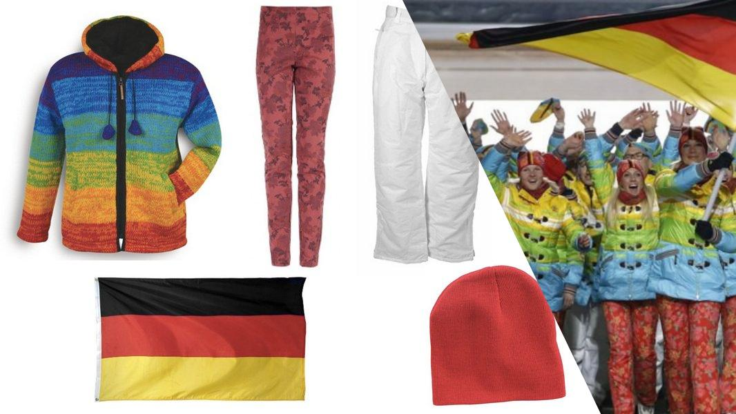 Team Germany Cosplay Tutorial
