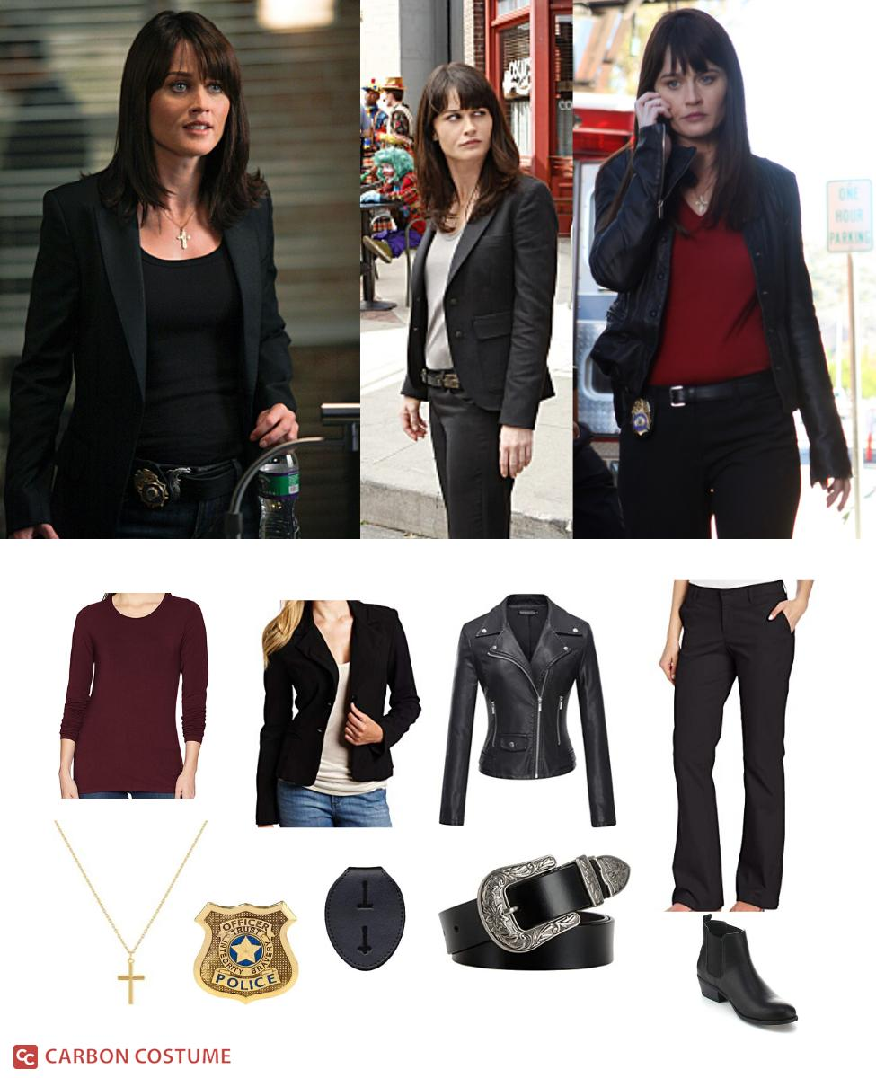Teresa Lisbon from The Mentalist Cosplay Guide