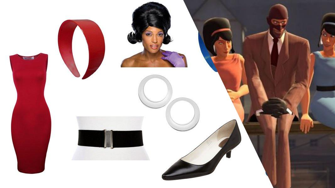 TF2 Scout's Mom Cosplay Tutorial