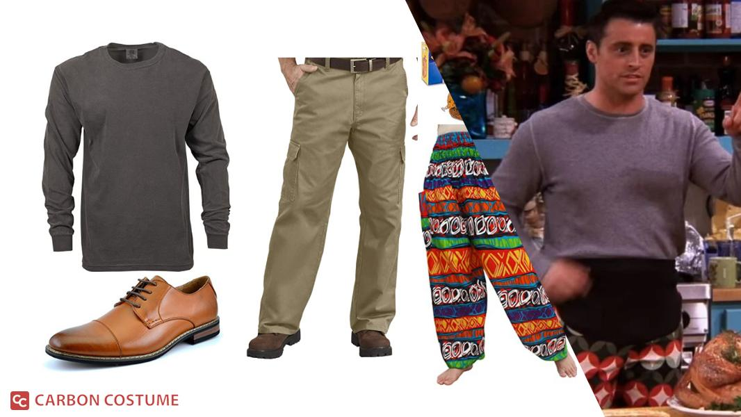 """""""Thanksgiving Pants"""" Joey Tribbiani from Friends Cosplay Tutorial"""