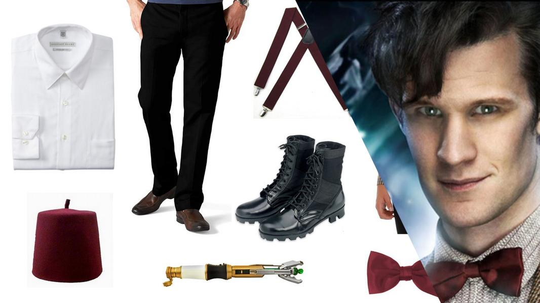 The 11th Doctor Cosplay Tutorial