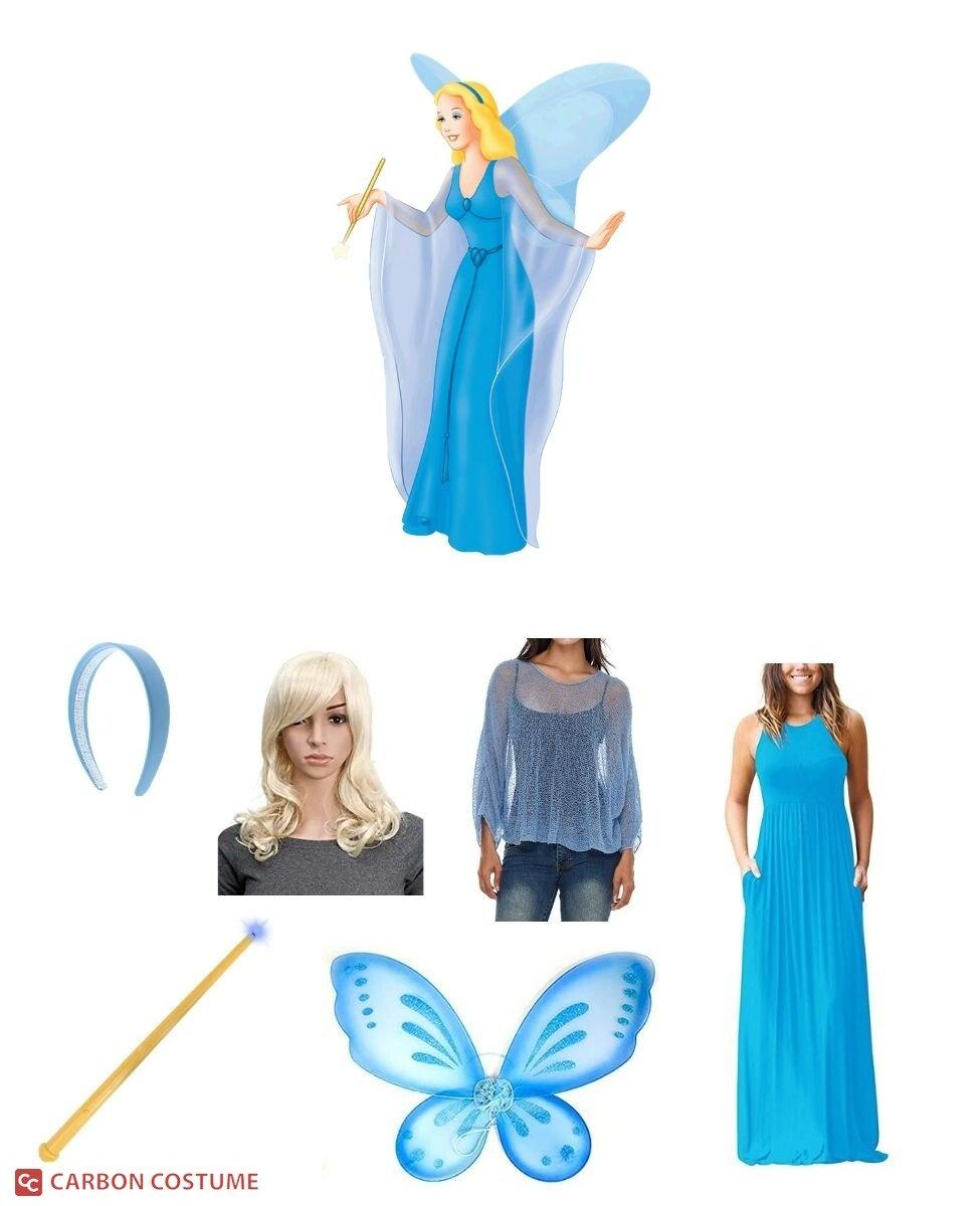 The Blue Fairy Cosplay Guide