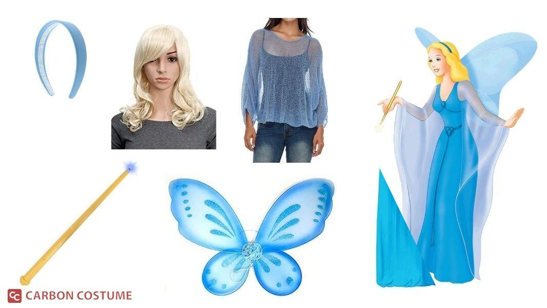 The Blue Fairy Cosplay Tutorial