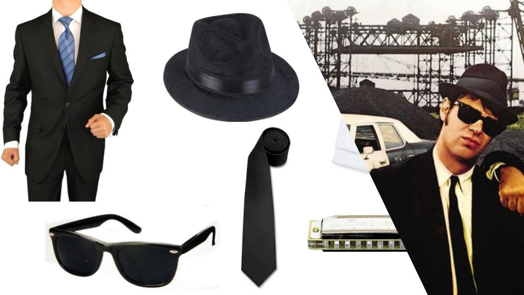 The Blues Brothers Cosplay Tutorial