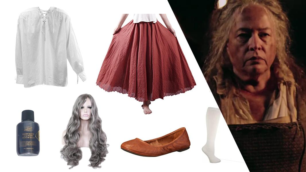 The Butcher from American Horror Story: Roanoke Cosplay Tutorial