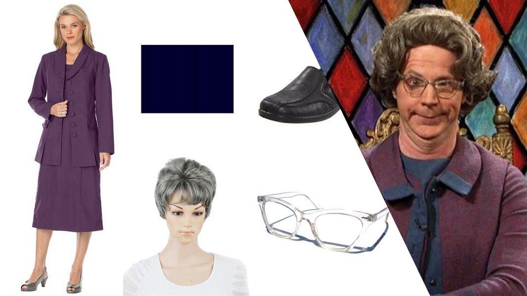 The Church Lady Cosplay Tutorial