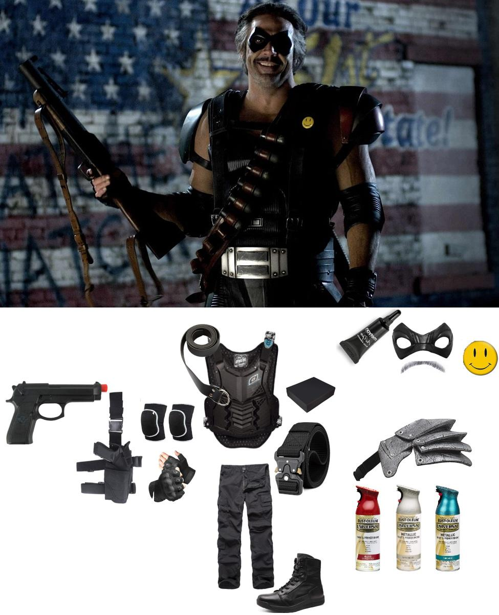 The Comedian from Watchmen Cosplay Guide