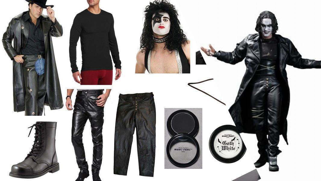 The Crow Cosplay Tutorial
