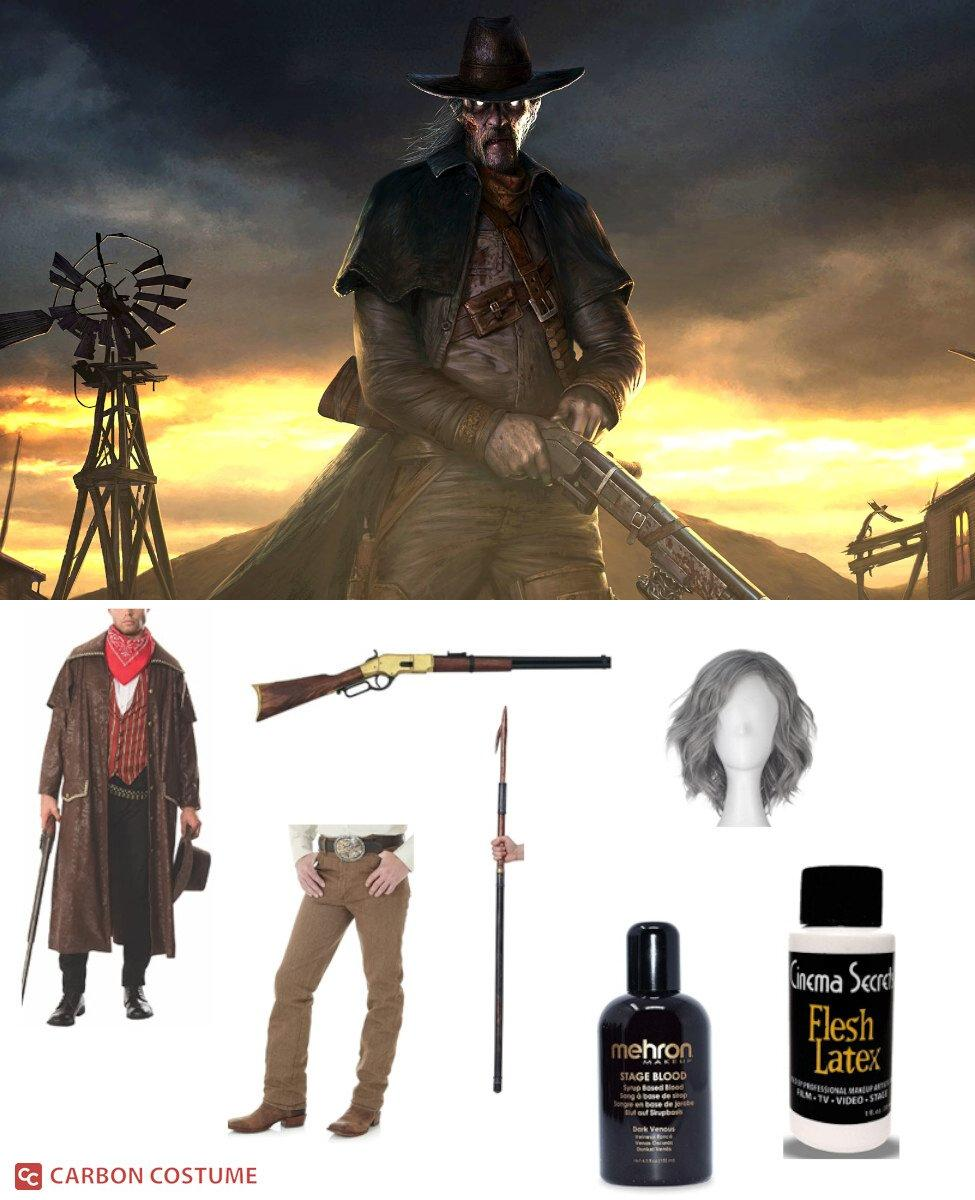The Deathslinger from Dead by Daylight Cosplay Guide