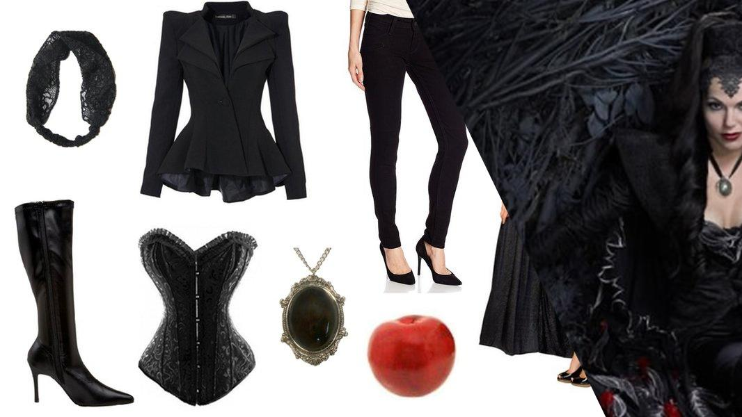The Evil Queen from Once Upon a Time Cosplay Tutorial