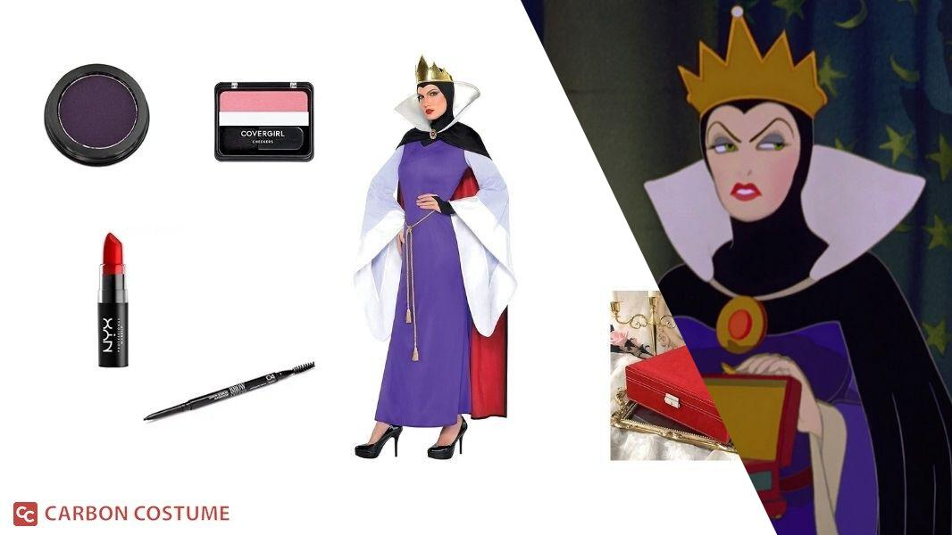 The Evil Queen (Queen Grimhilde) Cosplay Tutorial