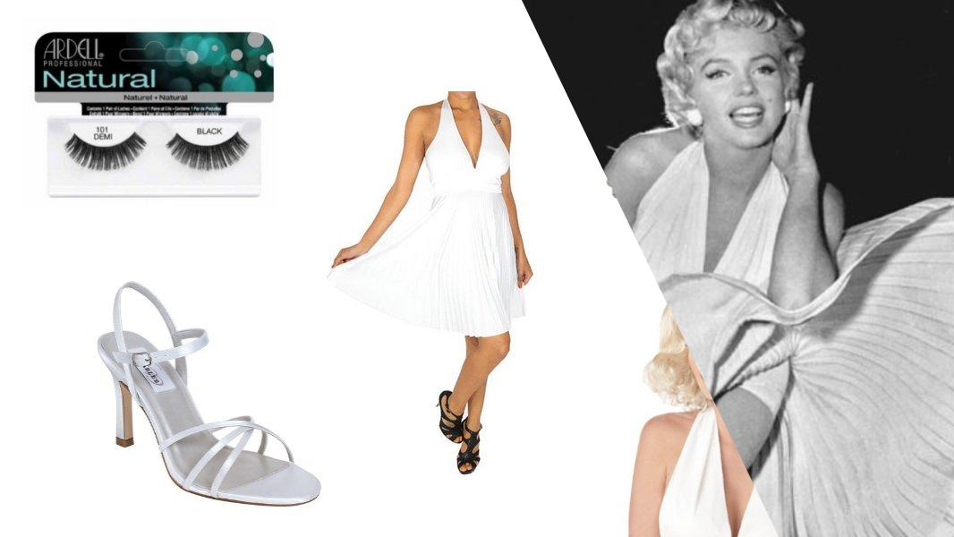 The Girl in The Seven Year Itch Cosplay Tutorial
