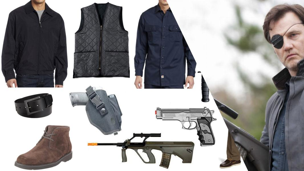 The Governor Cosplay Tutorial