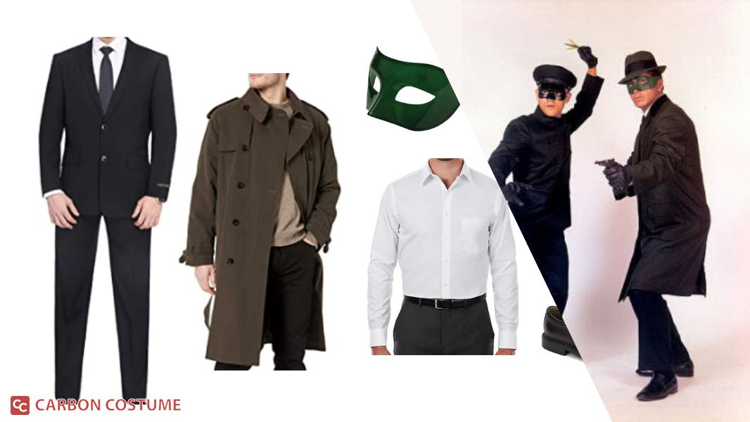 The Green Hornet (1960s) Cosplay Tutorial