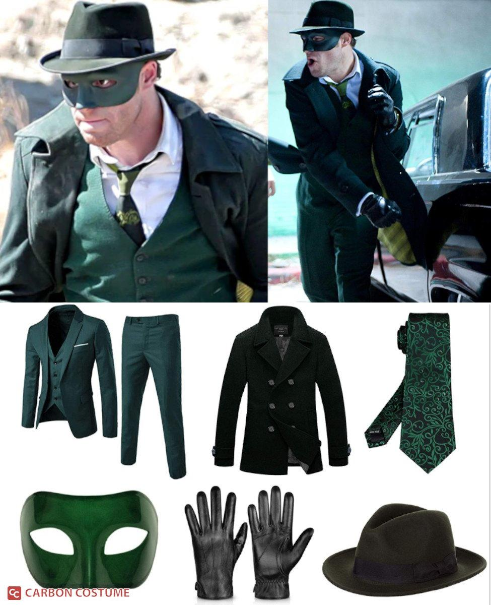 The Green Hornet (2011) Cosplay Guide
