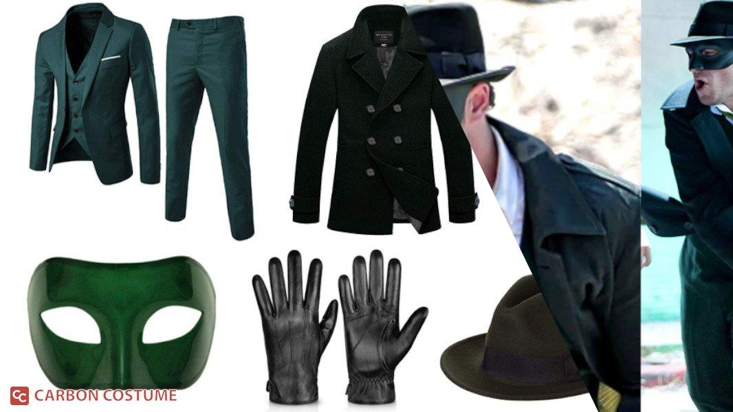 The Green Hornet (2011) Cosplay Tutorial
