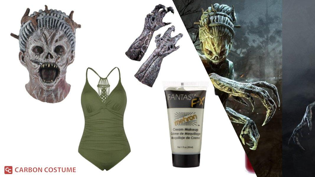 The Hag from Dead by Daylight Cosplay Tutorial