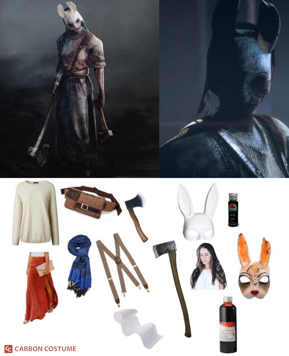 The Huntress from Dead by Daylight Cosplay Guide