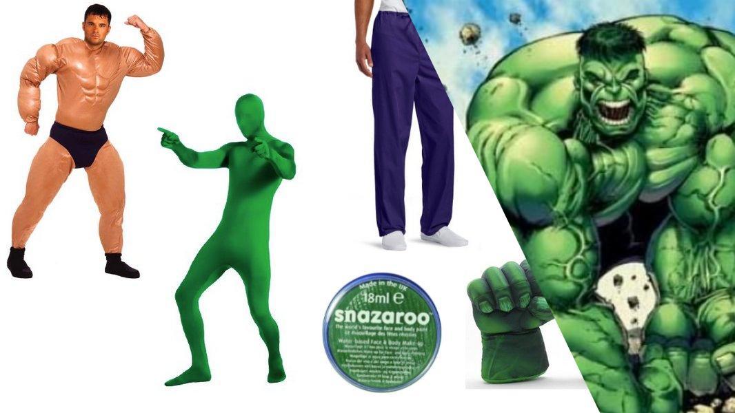 The Incredible Hulk Cosplay Tutorial