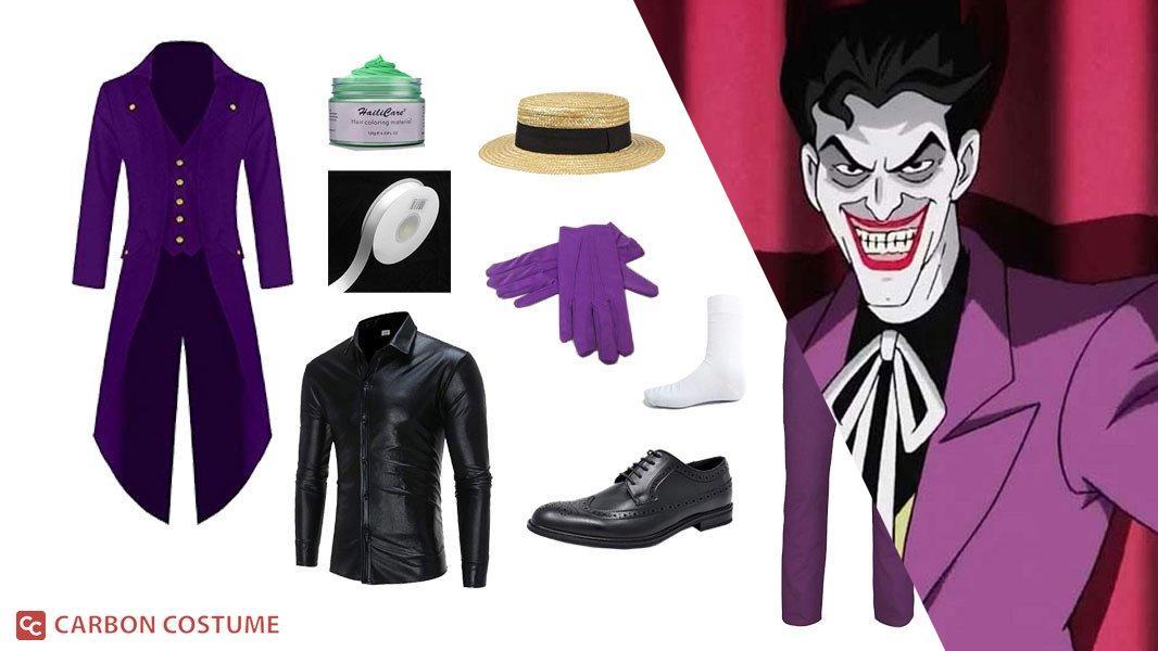 The Joker from Batman: Killing Joke Cosplay Tutorial