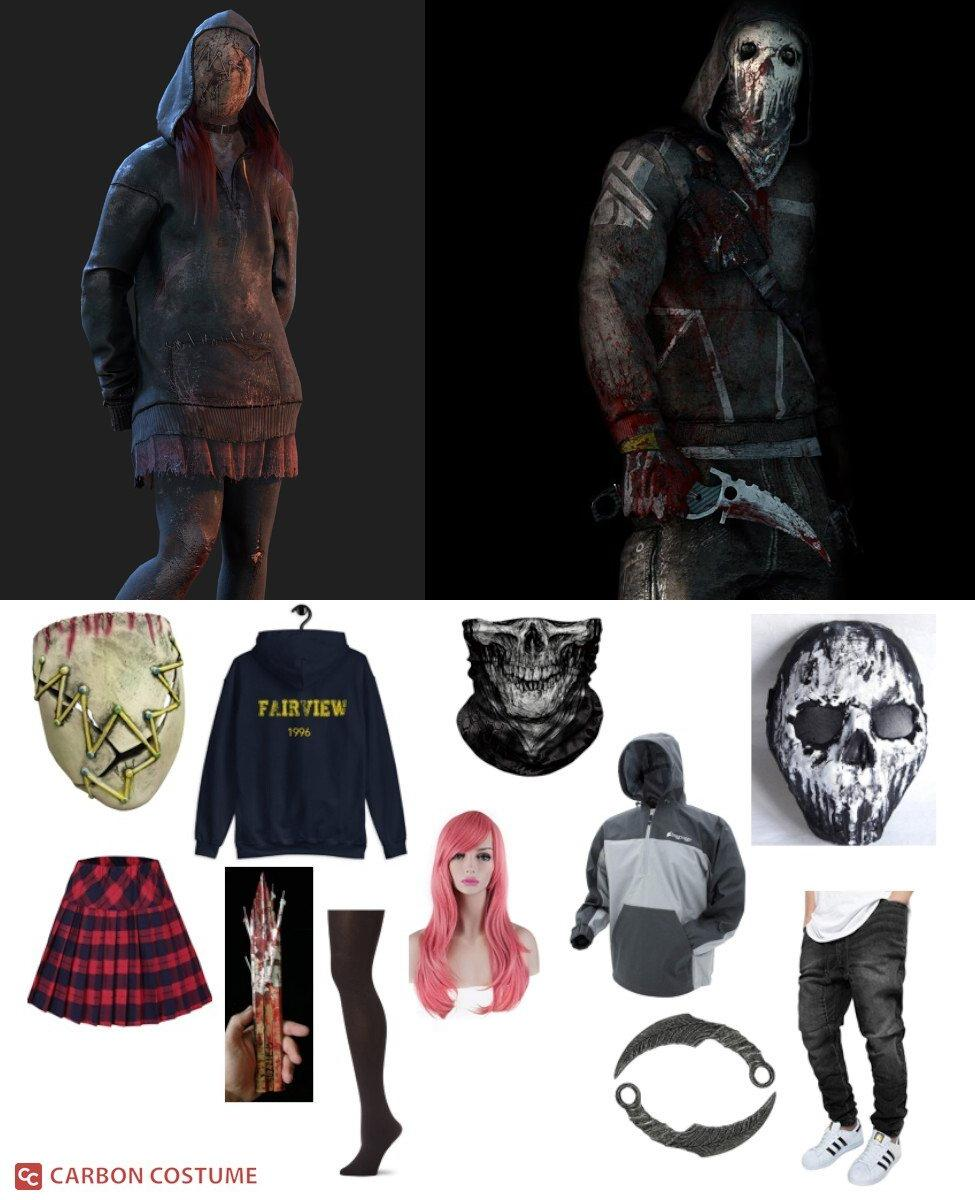 The Legion (Susie and Joey) from Dead by Daylight Cosplay Guide
