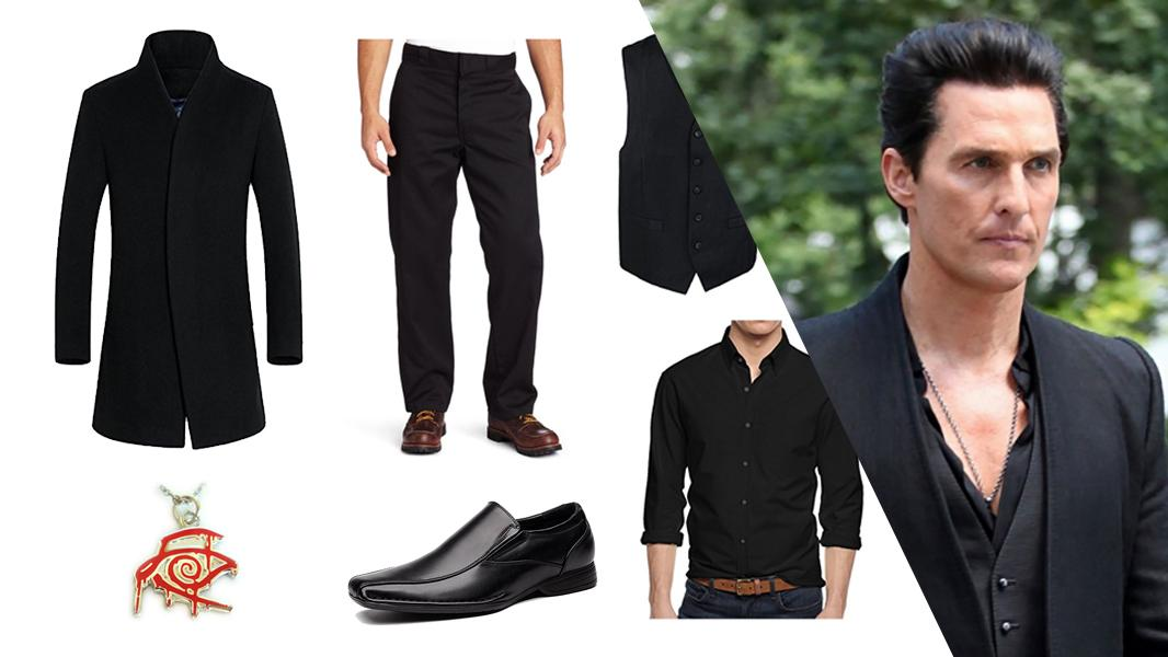 The Man in Black from the Dark Tower Cosplay Tutorial