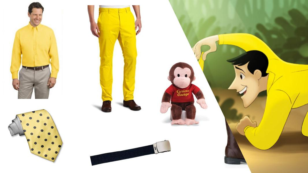The Man in the Yellow Hat Cosplay Tutorial