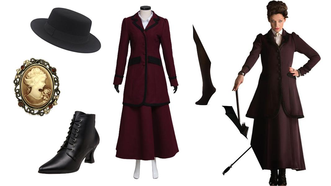 The Master (Missy) Cosplay Tutorial