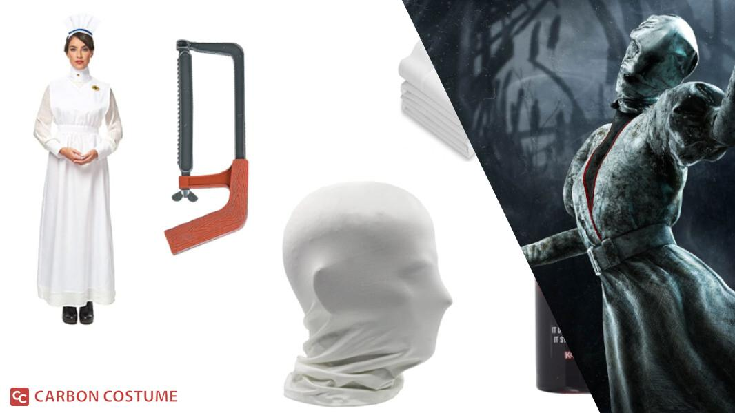 The Nurse from Dead by Daylight Cosplay Tutorial