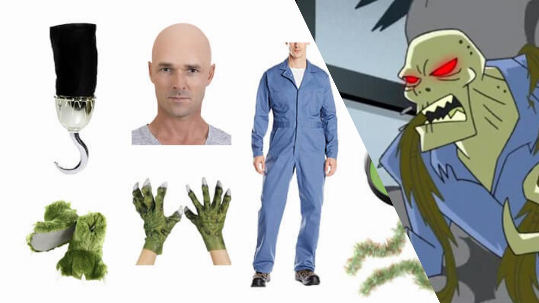 The San Franpsycho from Scooby Doo Cosplay Tutorial