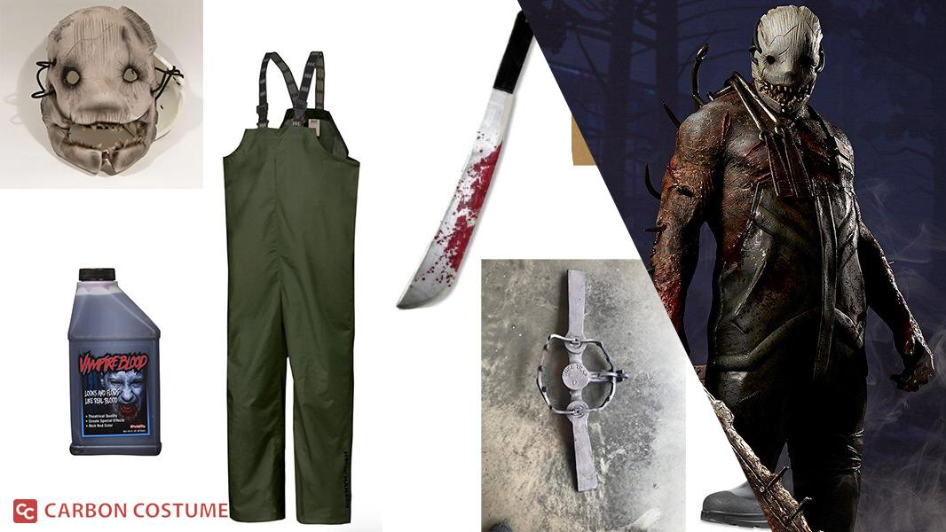 The Trapper from Dead by Daylight Cosplay Tutorial