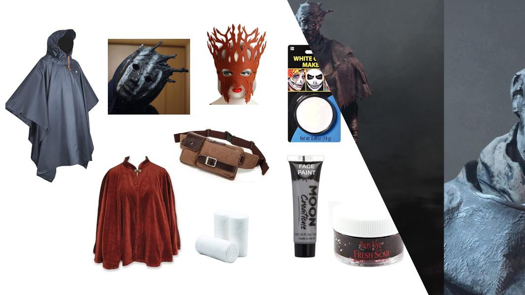 The Wraith from Dead by Daylight Cosplay Tutorial