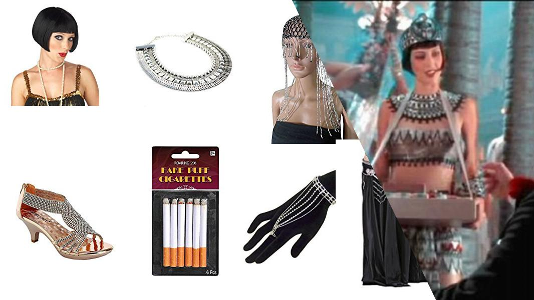 Thelma the Cigarette Girl Cosplay Tutorial
