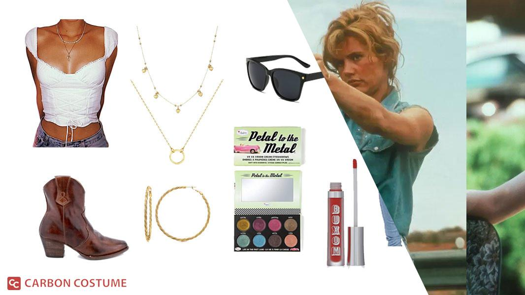 Thelma Yvonne Dickinson from Thelma and Louise Cosplay Tutorial