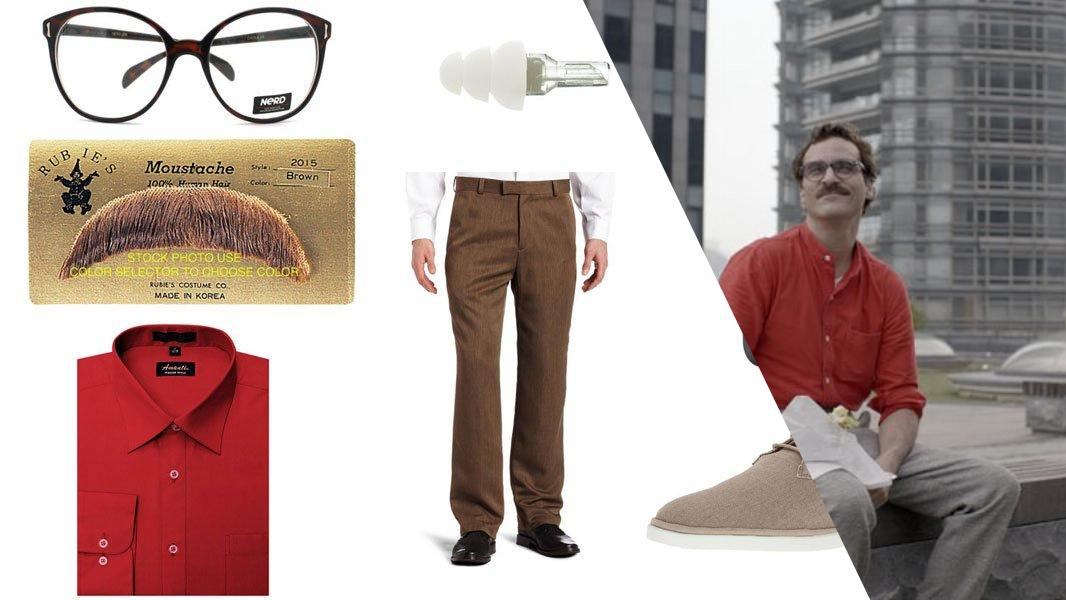 Theodore Twombly Cosplay Tutorial