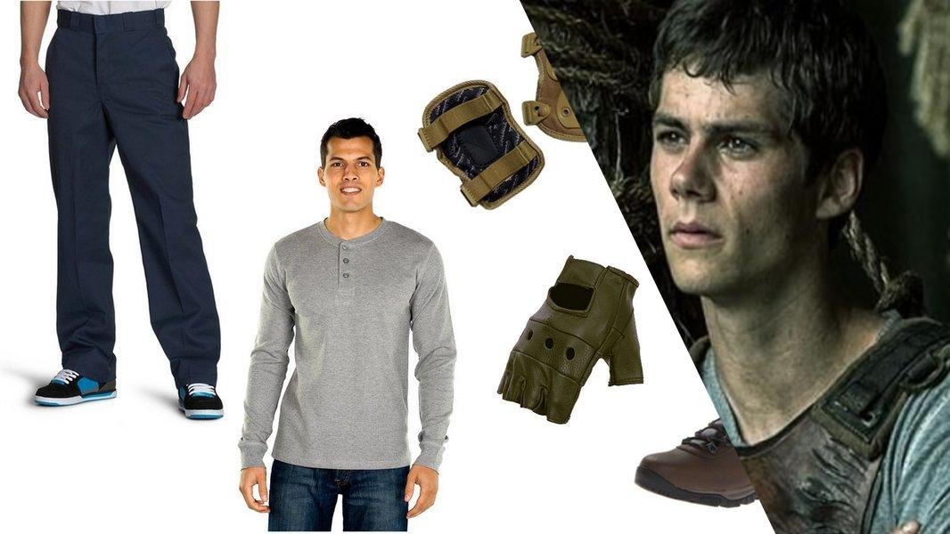 Thomas from The Maze Runner Cosplay Tutorial