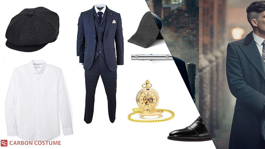 Thomas Shelby from Peaky Blinders Cosplay Tutorial