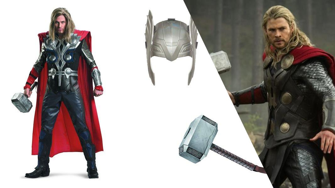 Thor Cosplay Tutorial