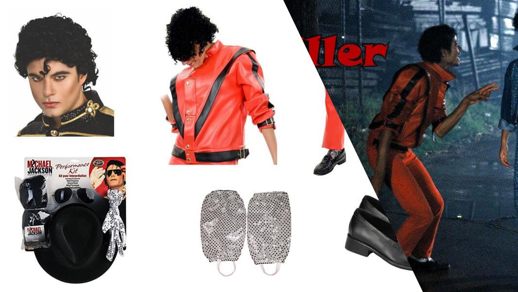 Thriller Michael Jackson Cosplay Tutorial