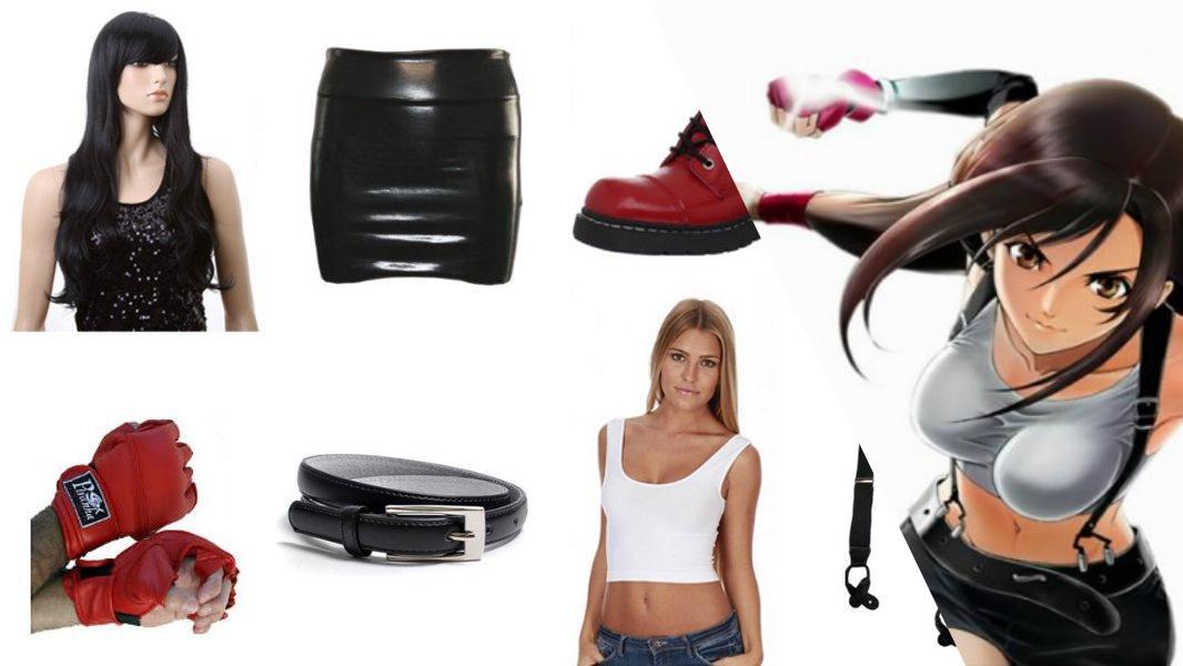 Tifa Lockhart Cosplay Tutorial