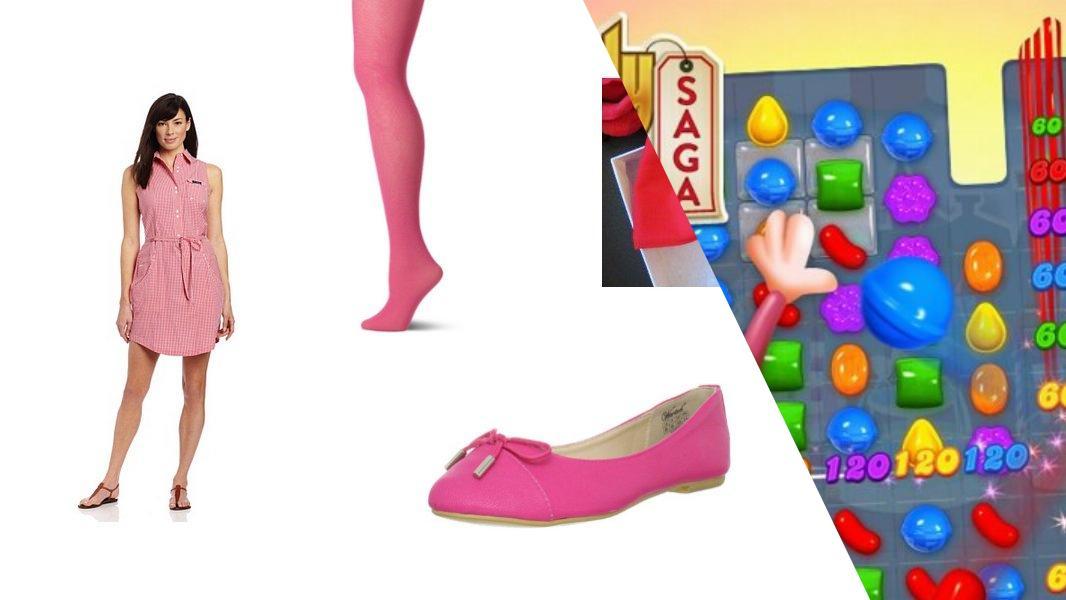Tiffi from Candy Crush Saga Cosplay Tutorial