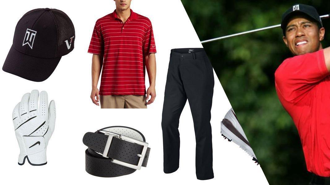 Tiger Woods Cosplay Tutorial