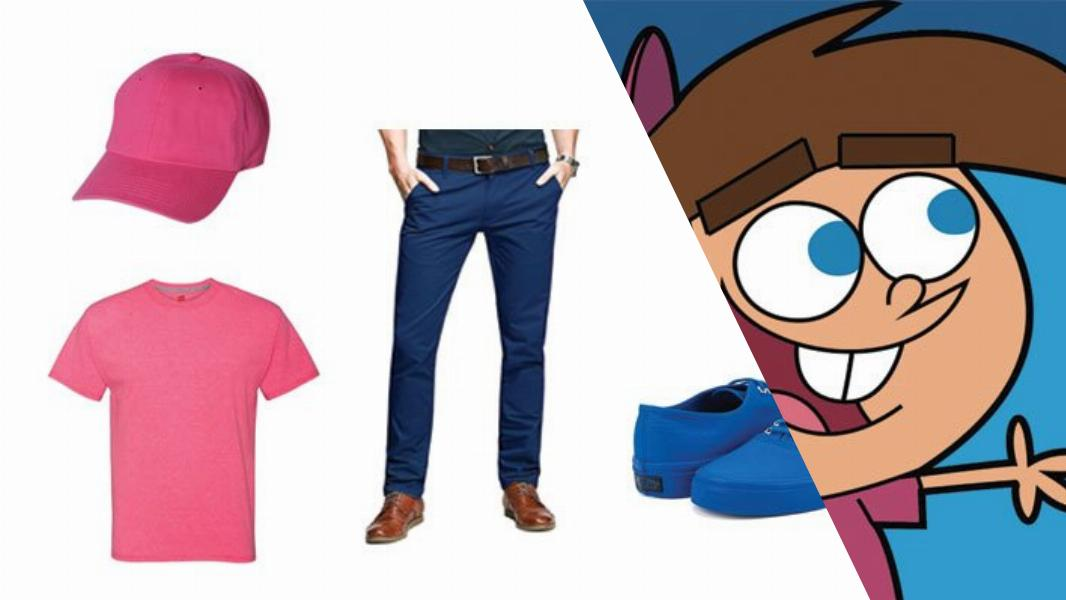 Timmy Turner Cosplay Tutorial