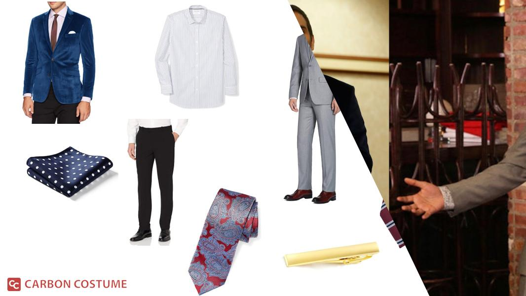 Tom Haverford from Parks and Recreation Cosplay Tutorial