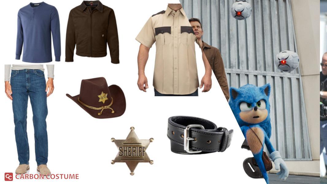 Tom Wachowski from Sonic the Hedgehog (2020) Cosplay Tutorial