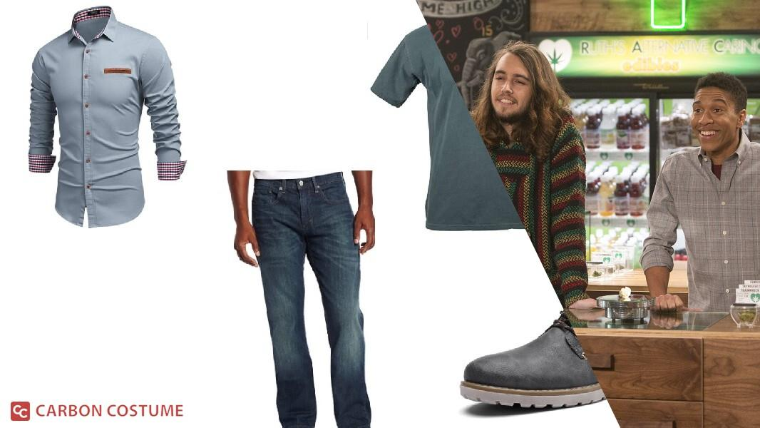 Travis from Disjointed Cosplay Tutorial