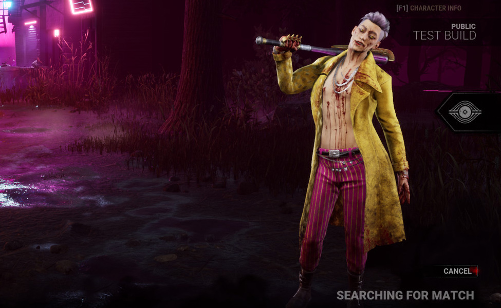 Trickster from Dead by Daylight